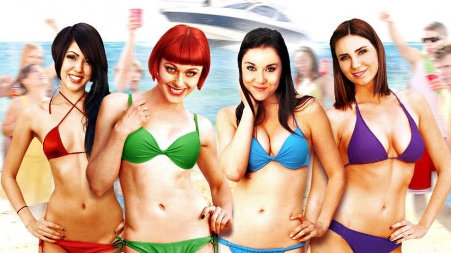 Bikini and movie