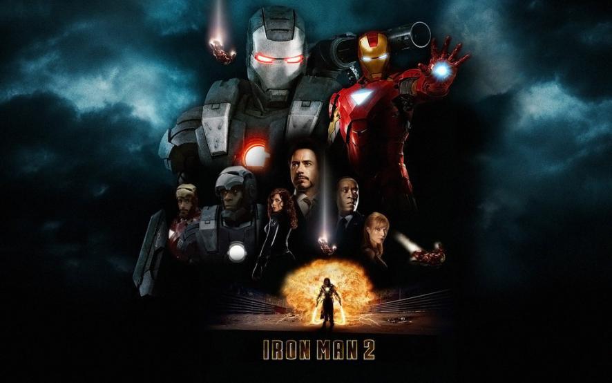 Iron Man 2: Watch Iron Man 2 (2010) Free On 123movies.net