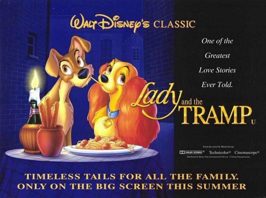 Watch Lady and the Tramp (1955) Free On 123movies.net