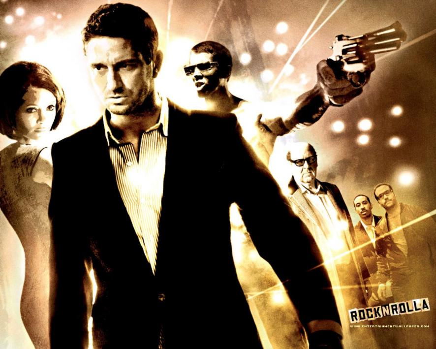 Watch RocknRolla (2008) Full Movie Online Free - 123Movie