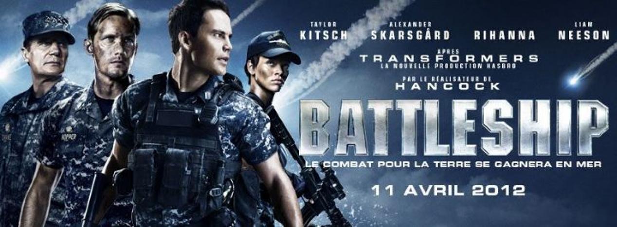 2012 Movie Poster: Watch Battleship (2012) Free On 123movies.net