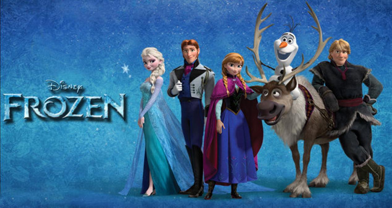 Watch Frozen (2013) Free On 123movies.net