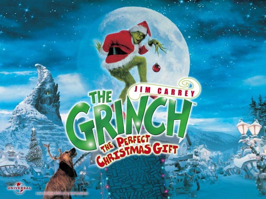 Watch How the Grinch Stole Christmas (2000) Free On 123movies.net