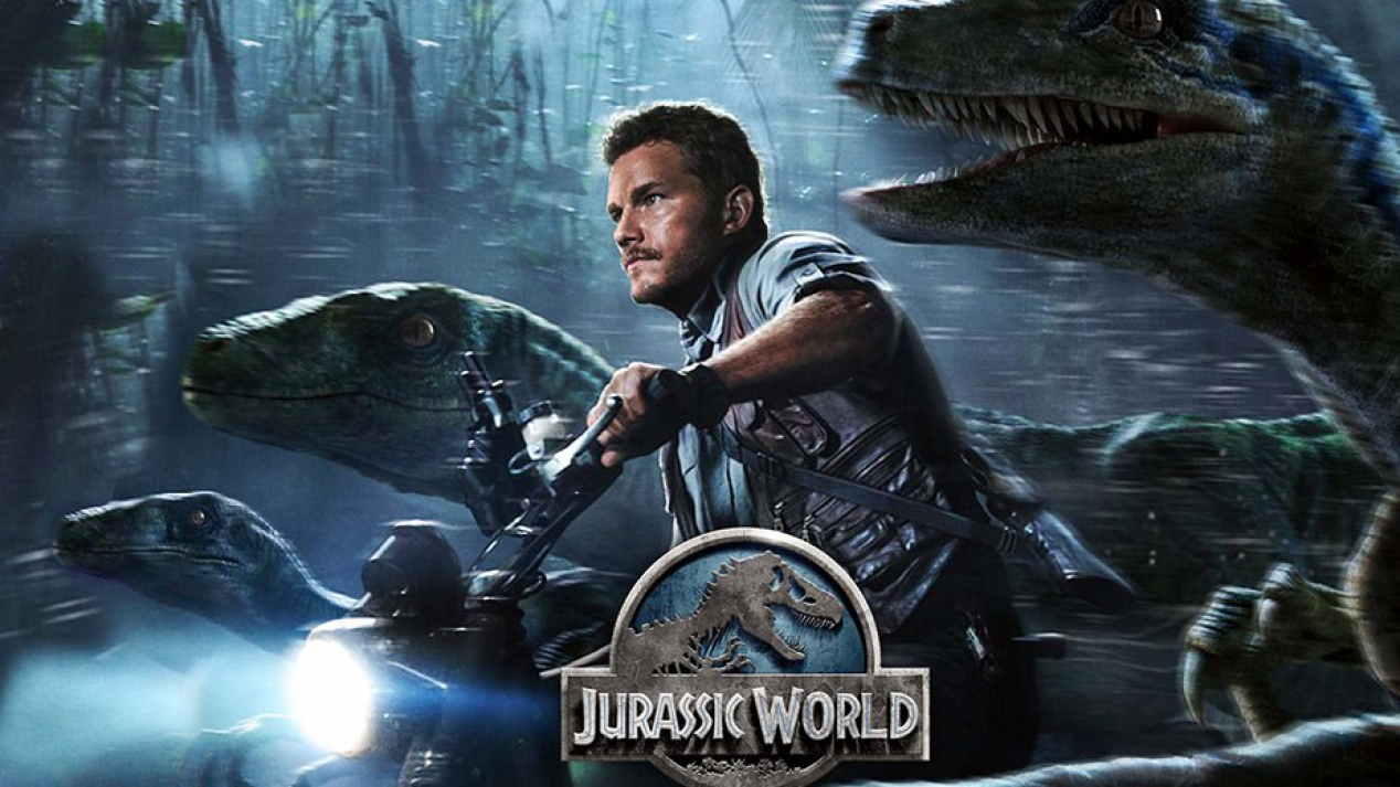 Watch Jurassic World (...
