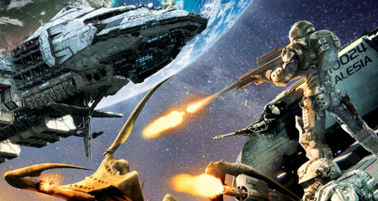 All About Starship Troopers Invasion Western Animation Tv Tropes