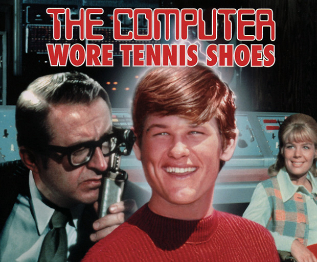 The Computer Wore Tennis Shoes Watch Online