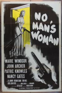 No Man&#39s Woman