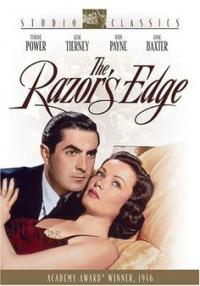 The Razor&#39s Edge