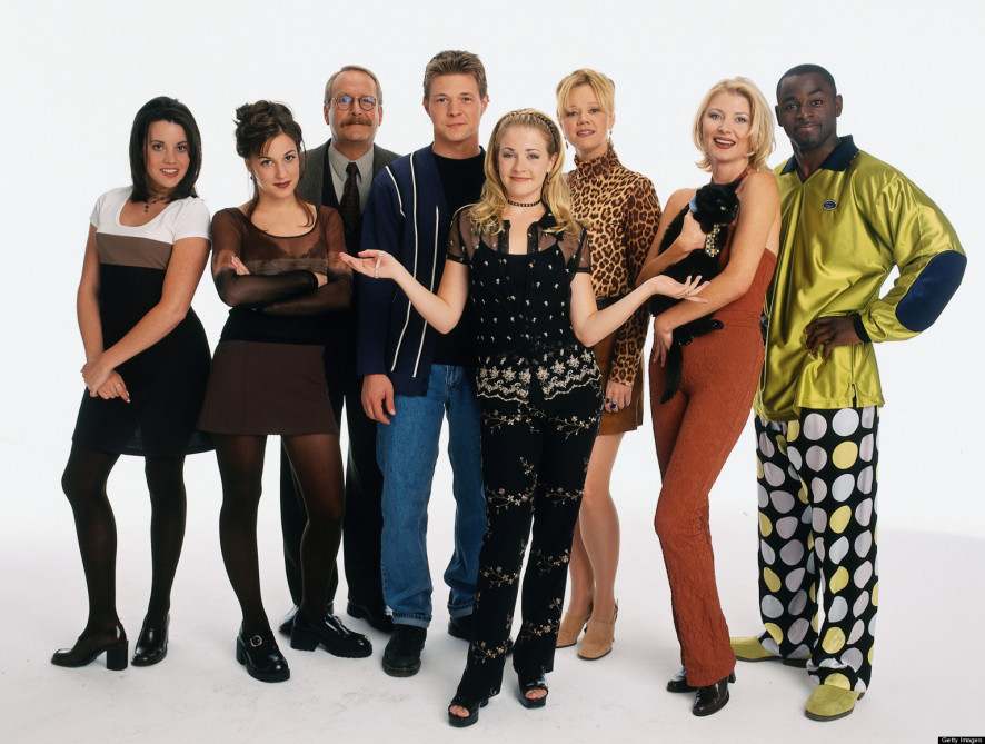 Watch Sabrina, The Teenage Witch Season 2 1997 Free On -7711