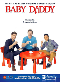 Baby Daddy Season 4