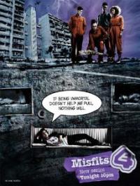 Misfits Season 1