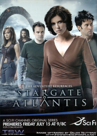 Stargate: Atlantis Season 2