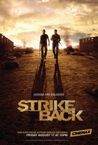 Strike Back Season 4