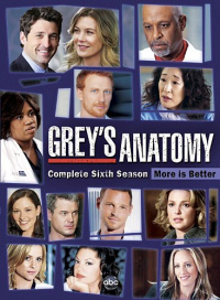 Grey&#39s Anatomy Season 6