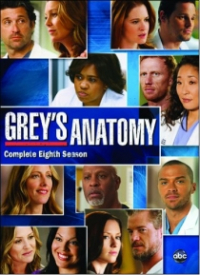 Grey&#39s Anatomy Season 8