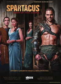 Spartacus: Gods of the Arena Season 4