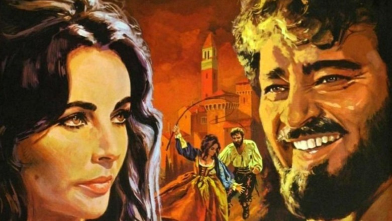the journey through personality changes in taming of the shrew a movie by franco zeffirelli