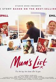 Mum&#39s List