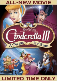 Cinderella 3: A Twist in Time