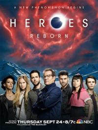 Heroes Reborn Season 1