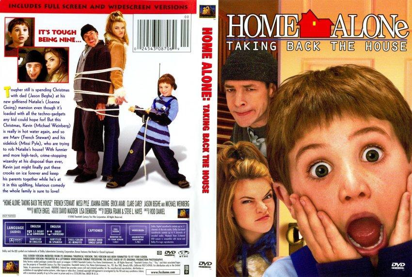 Home Alone 4 (2002) - EigaFilms