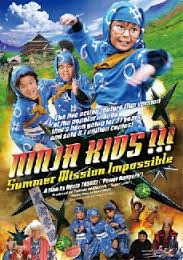 Ninja Kids!!!: Summer Mission Impossible