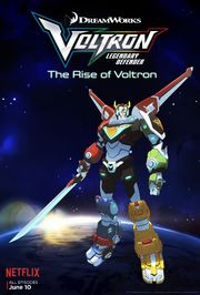 Voltron: Legendary Defender Season 3