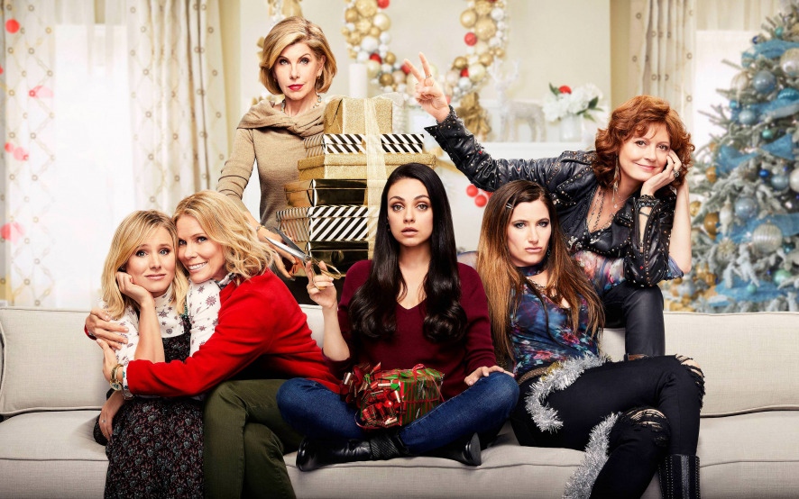 Click to View Extra Large Poster Image for A Bad Moms