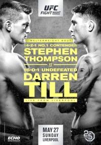 UFC Fight Night: Thompson vs. Till