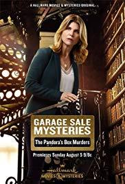 Garage Sale Mystery: Pandora&#39s Box
