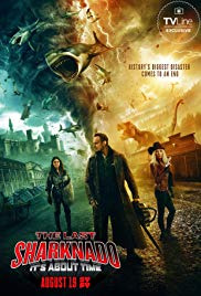 The Last Sharknado: It&#39s About Time