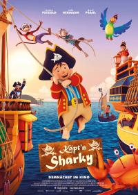 Capt&#39n Sharky