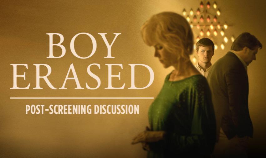 Watch Boy Erased (2018...
