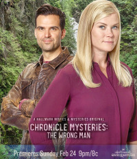 The Chronicle Mysteries: The Wrong Man